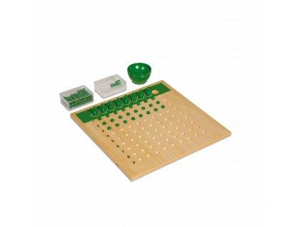 Dřevěná tabulka k dělení