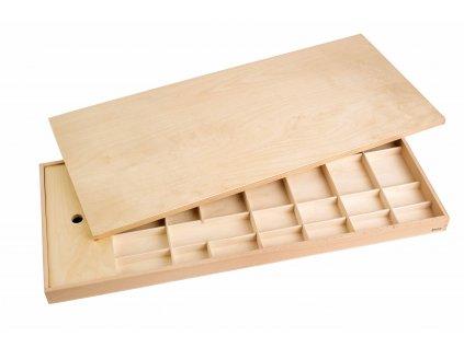 Box na Střední pohyblivou abecedu