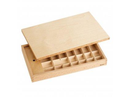 Box na Malou pohyblivou abecedu