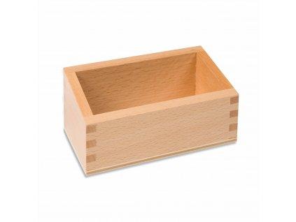 Krabička na Číslice k Červeno-modrým tyčím