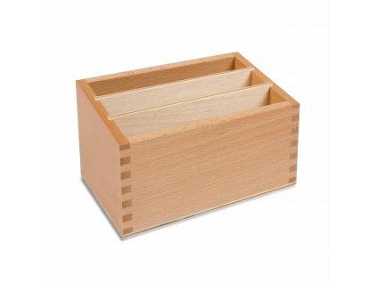 Box na Karty k Úvodnímu rámu
