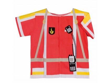 Kostým - požárník