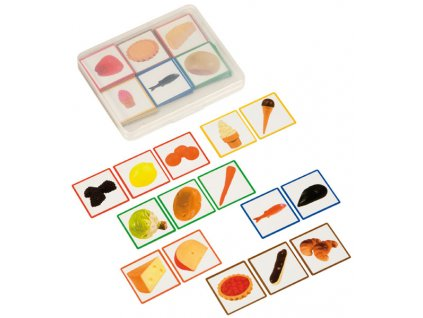 Ice-fruit-fish-cards