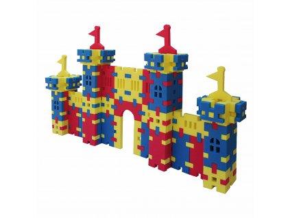 Happy castle bricks
