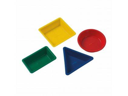 Bábovičky - geometrické tvary