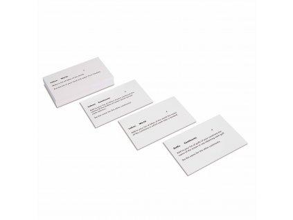 Karty s úkoly k tvarům pevniny a vodních ploch – sada 2
