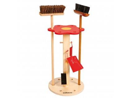 Broom stand