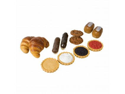 Biscuits and cakes (12 pieces)