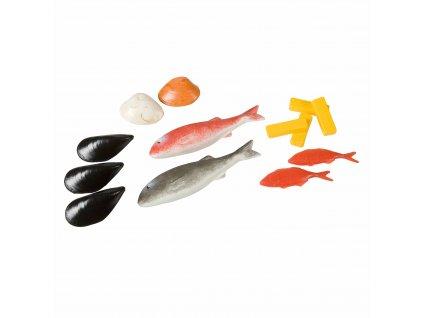 Fish set (12 pieces)