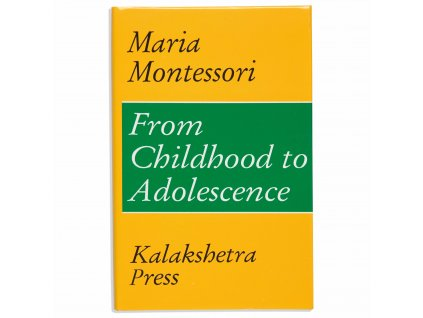 BOOK FROM CHILDHOOD TO ADOLESCENCE (1973)