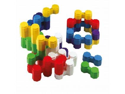 Twin blocs
