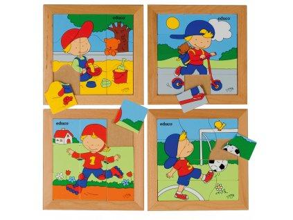 Niek puzzle - boys