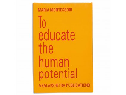 BOOK TO EDUCATE THE HUMAN POTENTIAL (1991)