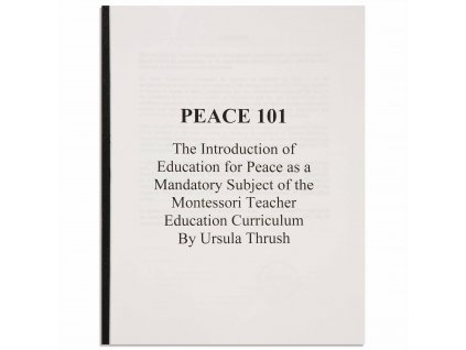 BOOK: PEACE 101