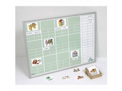 ACTIVITY BOARD FOR PLAN