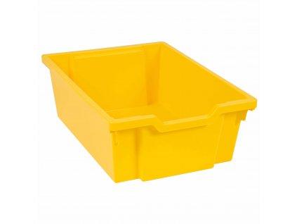Box: žlutý, 15 cm