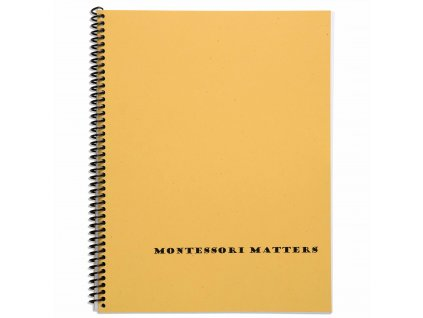 BOOK MONTESSORI MATTERS