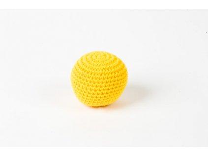 Imbucare Box: Yellow Knit Ball