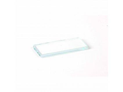 Teplotní destička - skleněná (1 ks)