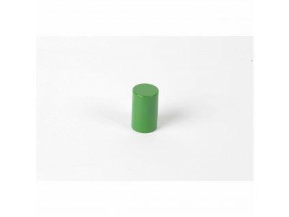 4. zelený váleček