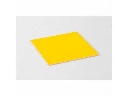 Geometric Cabinet Inset: Blank Square