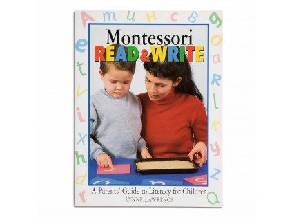 BOOK MONTESSORI READ AND WRITE