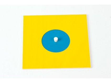 Geometric Cabinet Inset: Circle 6 cm
