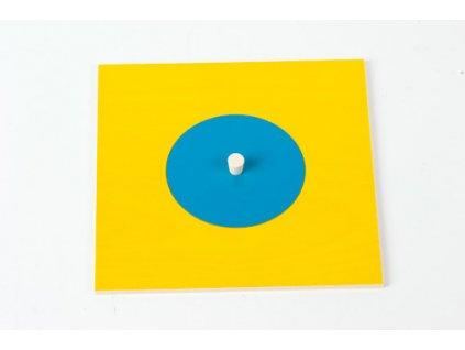 Geometric Cabinet Inset: Circle 7 cm