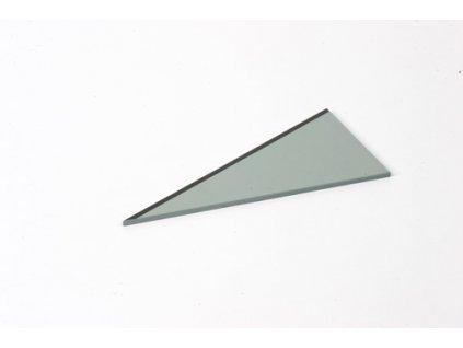 Rectangle Box: Right-Angled Scalene Triangle - Gray \