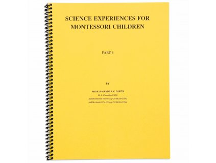 BOOK: SCIENCE EXPERIENCES – PART 6
