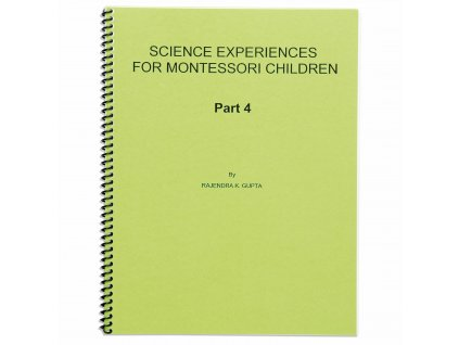 BOOK: SCIENCE EXPERIENCES – PART 4