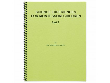 BOOK SCIENCE EXPERIENCES – PART 2