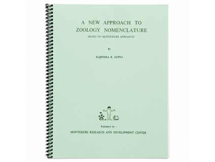 BOOK A NEW APPROACH TO ZOOLOGY NOMENCLATURE