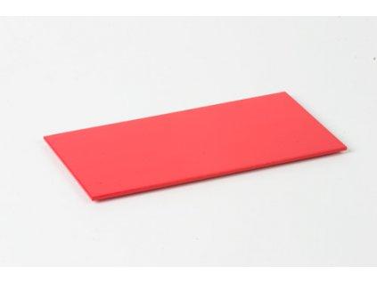 Grammar Filling Box: Lid - Red