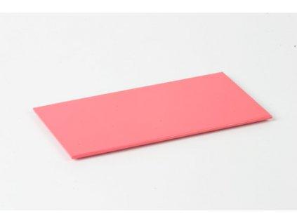 Grammar Filling Box: Lid - Pink