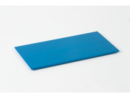 Grammar Filling Box: Lid - Blue