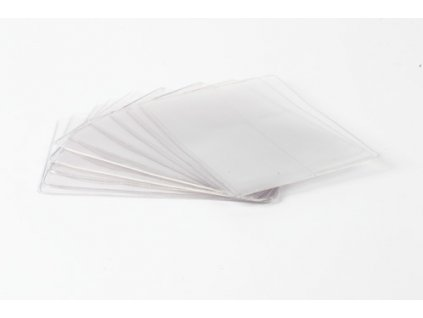 Plastic Folder For Command Cards: (10)