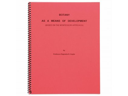 BOOK BOTANY AS A MEANS OF DEVELOPMENT