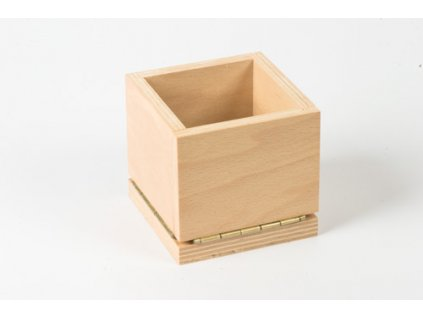 Power Of Two Cube: Empty Box