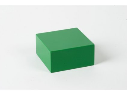 Power Of Two: Green Prism - 4 x 8 x 8