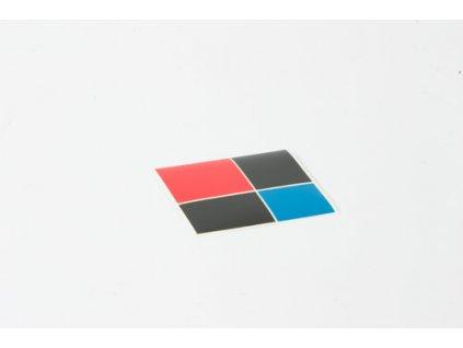 Binomial Cube Box: Decal