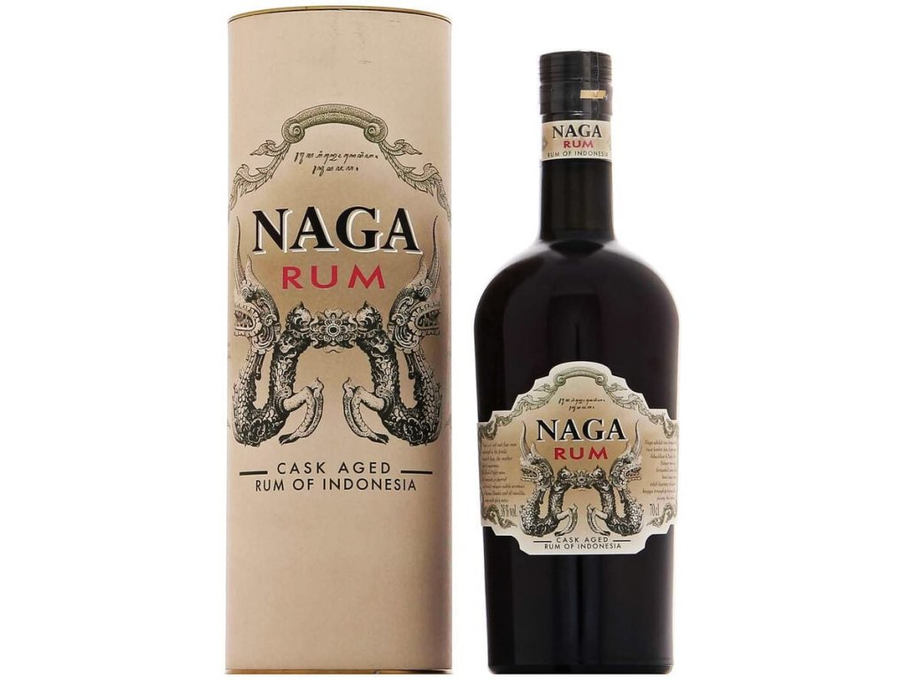 naga rum 40 0 7l