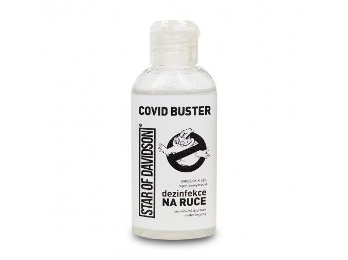 COVID BUSTER DEZINFEKCE NA RUCE 50ML