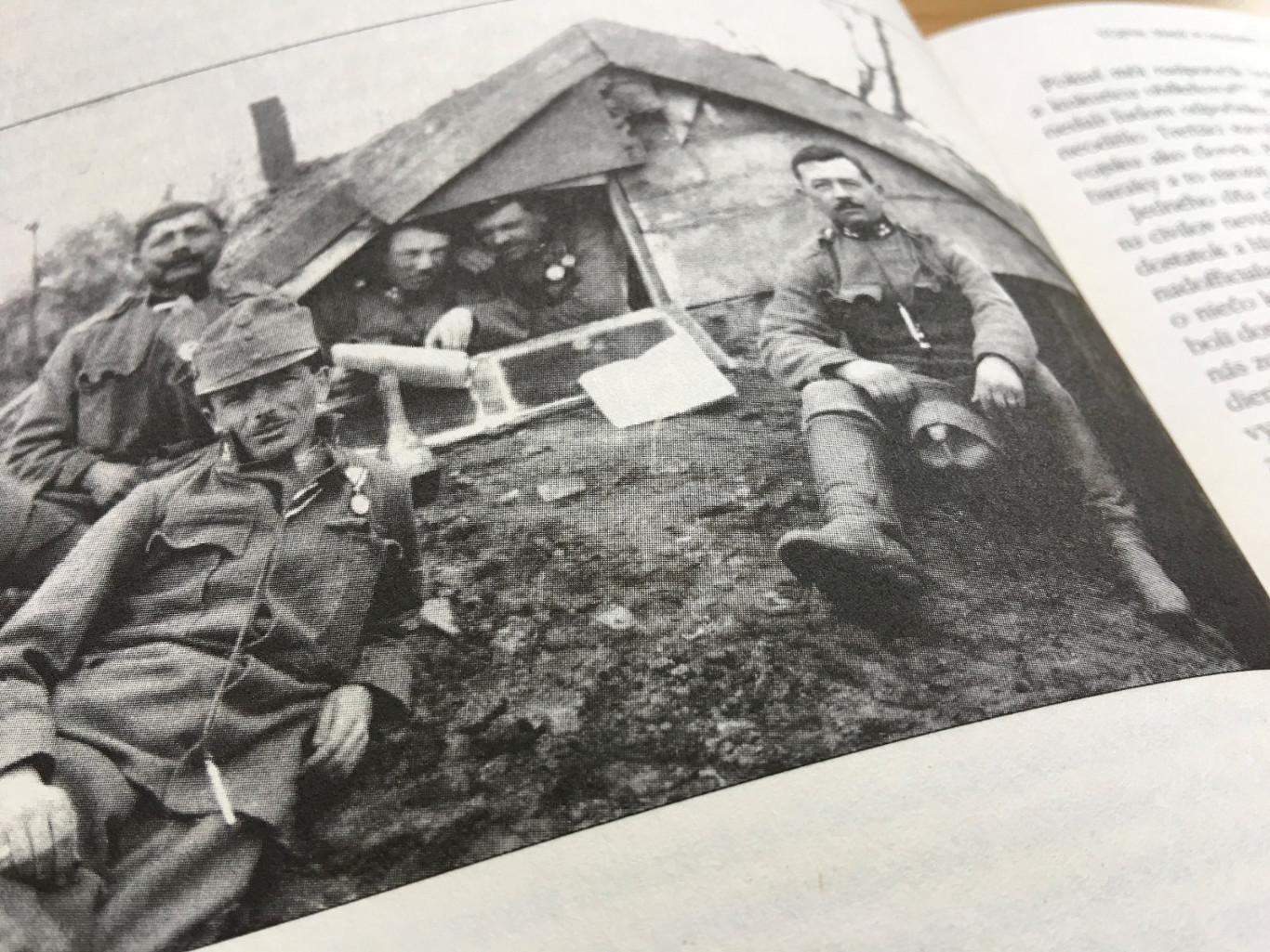 1. svetová vojna očami Samuela Činčuráka