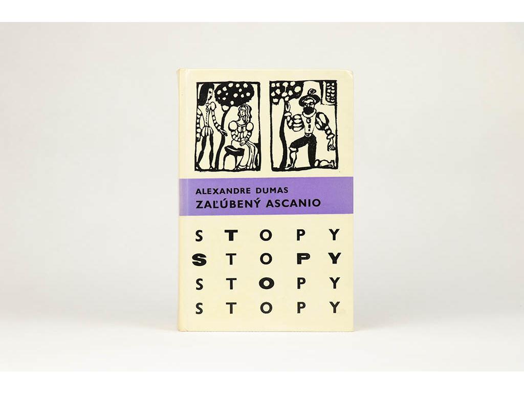 Alexandre Dumas - Zaľúbený Ascanio (1971)