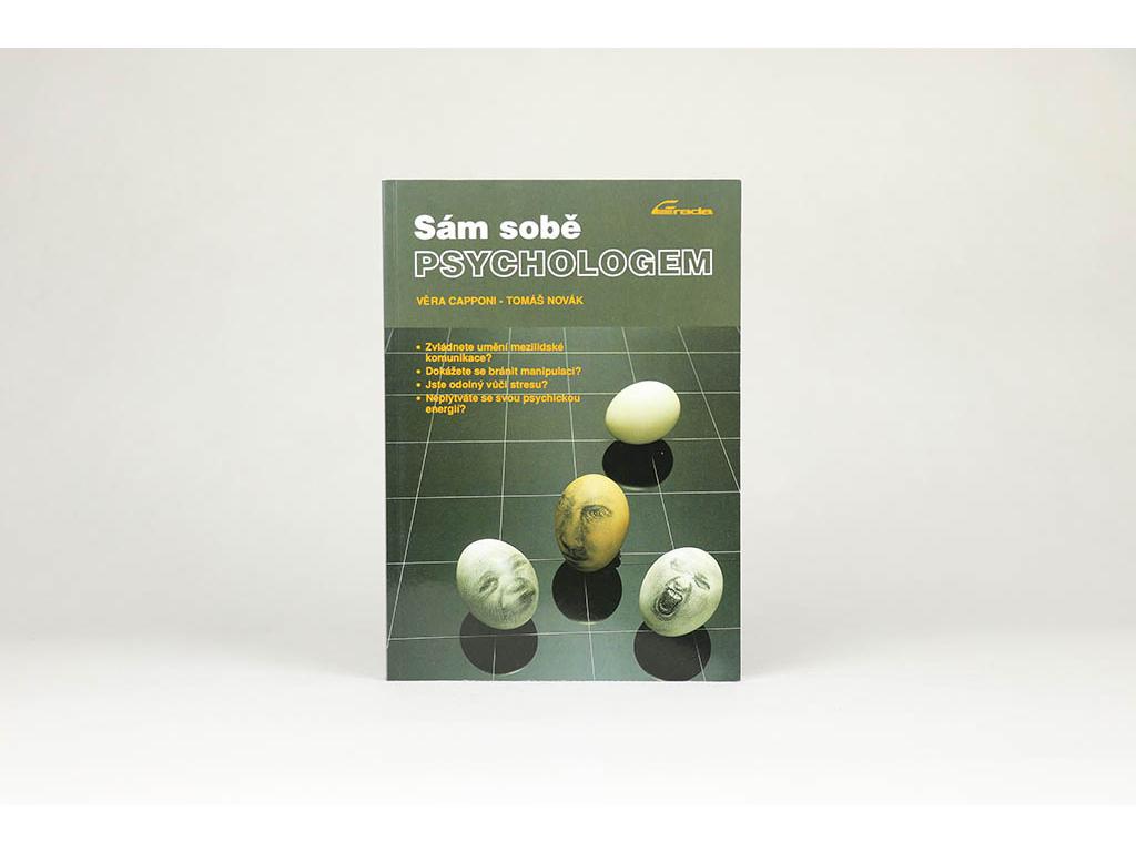 Věra Capponi, Tomáš Novák - Sám sobě psychologem (1995)