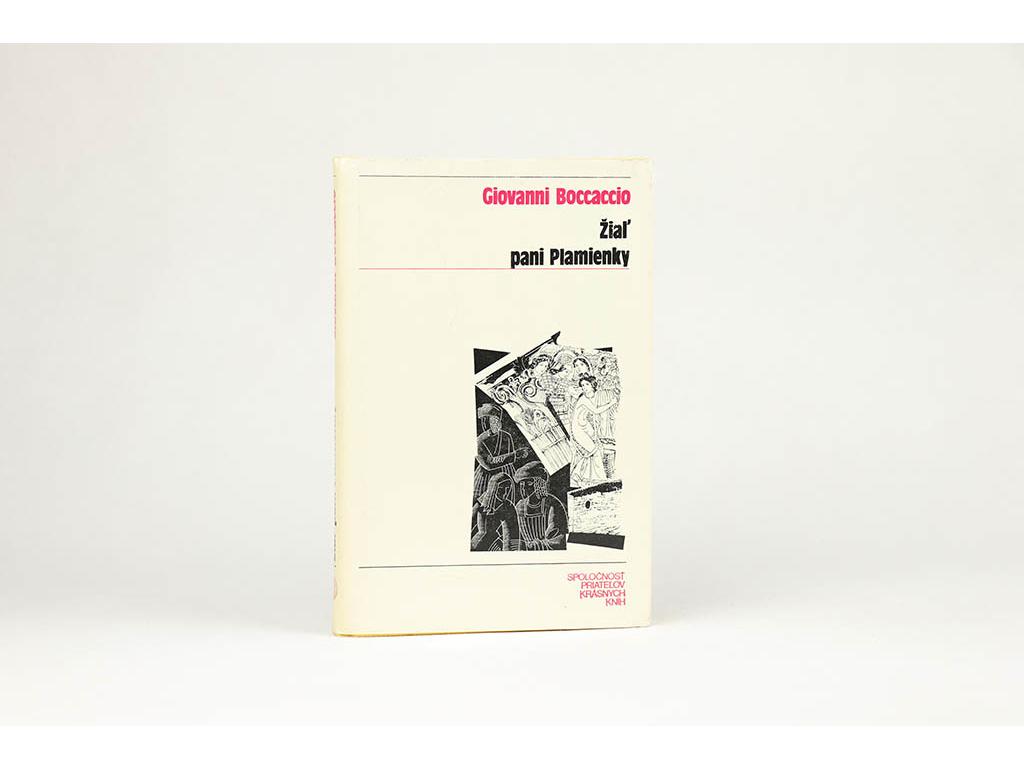 Giovanni Boccaccio - Žiaľ pani Plamienky (1976)