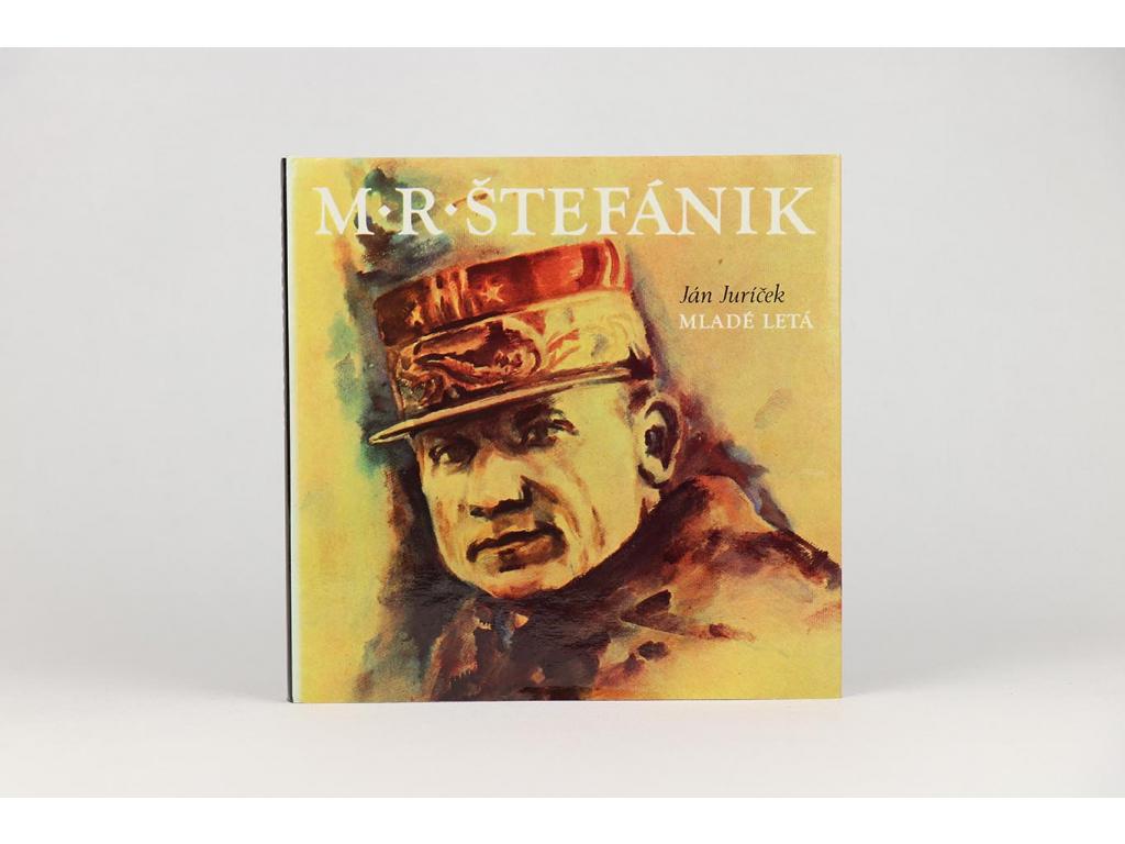 Ján Juríček - M. R. Štefánik (1990)