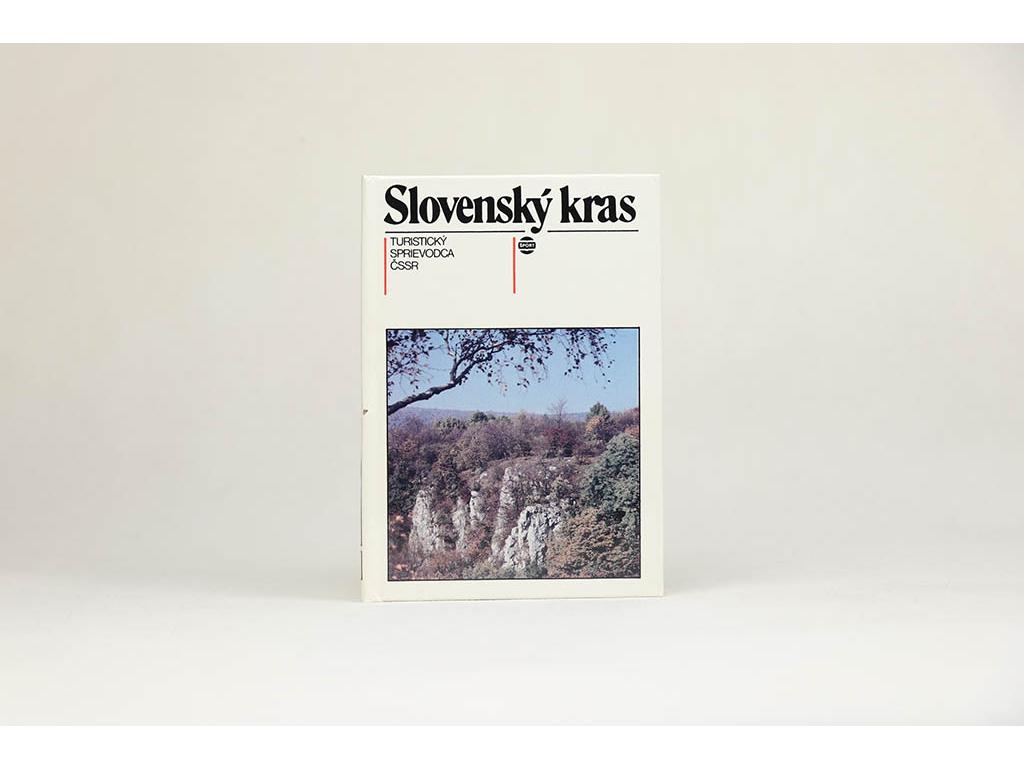 Jozef Ďurček a kol. - Slovenský kras (1989)