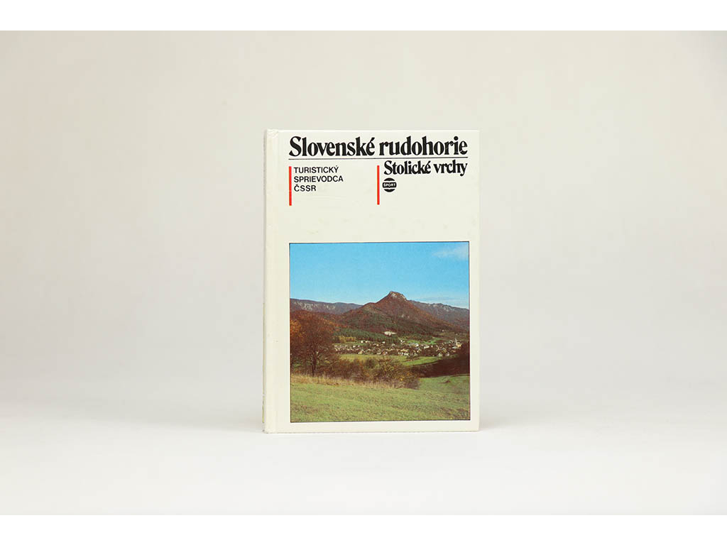 Kamil Linhart a kol. - Slovenské rudohorie: Stolické vrchy, Muránska planina (1987)